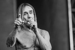 Iggy Pop | Photo by Joanna Glezakos | 2012