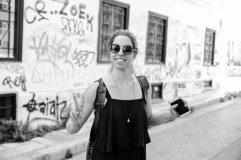 Lina | Greece July 2016 | Photo by Joanna Glezakos | Vengenza.ca