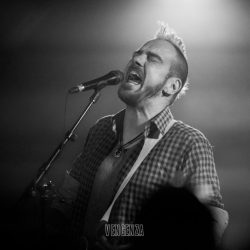 LED Lighting Example - Adam Gontier November 2016 | By Joanna Glezakos | www.vengenza.ca
