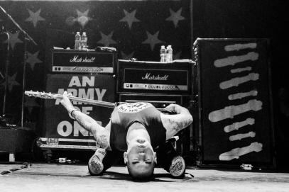 Anti-Flag | Photo by Joanna Glezakos | 2017