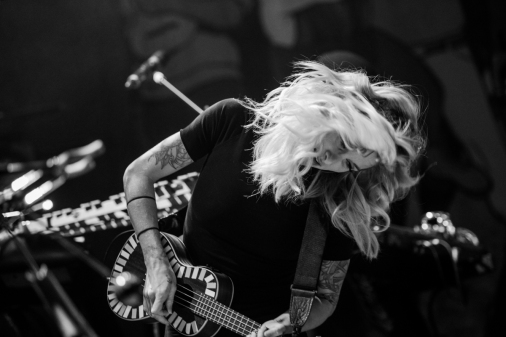 Sarah Blackwood of Walk Off The Earth | 2016