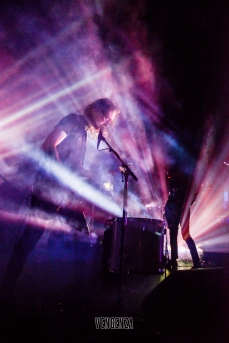 A Place To Bury Strangers | Photo by Joanna Glezakos
