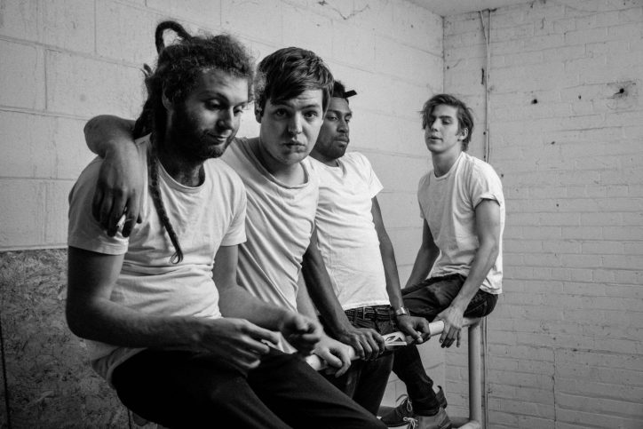 The Naked Wild | Band Portrait