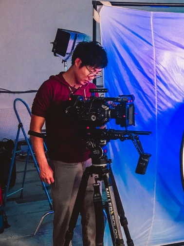 Director of Photography - Alex Tong
