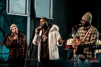 Darenots Performing at Mike Taylor's Memorial Concert
