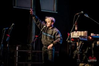 Scott Helman performing at Mike Taylor's Memorial