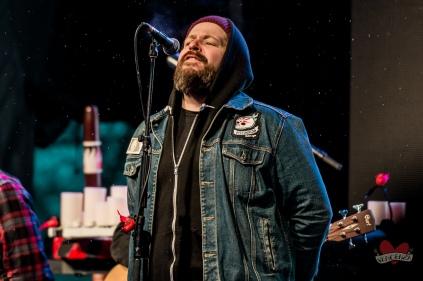 Saint Alvia performing at Mike Taylor's Memorial Concert